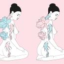 L O T U S. Um projeto de Design gráfico e Ilustração de Maria Biarge - 21.02.2019