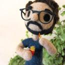 """""""Papas Fritas"""". Un proyecto de Diseño de juguetes y Diseño de personajes de Babak Naraghian - 22.02.2019"""