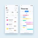 UI Design Collection 4. Um projeto de Design interativo, Web design e UI / UX de Christian Vizcarra - 28.02.2019