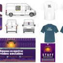 Diseño-Impresos-Aplicaciones. Un proyecto de Publicidad, Diseño editorial, Eventos y Diseño gráfico de Lucy Vazquez - 01.03.2019