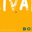 Logotipo - SIVARBOX Casillero Express. Um projeto de Criatividade de Mauricio Retana - 02.03.2019