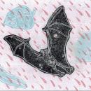 Mi Proyecto del curso: Vampiro Bananero. A Illustration project by Sol Charlotte - 03.06.2019