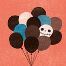 Un bal d'enfer. Un projet de Illustration de Andrea Espier - 06.10.2018