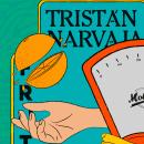 Tristán Narvaja. Um projeto de Design gráfico, Ilustração vetorial, Desenho e Ilustração digital de Felipe García - 12.03.2019