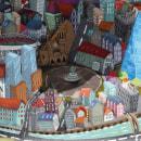 La maquinita . Um projeto de Ilustração, Publicidade, Animação, Educação e Ilustração digital de Paul Caballero Barturen - 21.12.2018