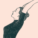 MAGNOLIA PILATES. Un proyecto de Diseño, Diseño gráfico, Creatividad y Diseño de logotipos de Nerea Gómez - 25.03.2019