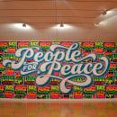 Exposición : Wall Drawings, ÍCÔNES URBAINES . Un proyecto de Diseño, Diseño de carteles y Lettering de Elliot Tupac - 25.03.2019