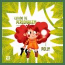 Estudio de personaje - Pollyanna . Um projeto de Design de personagens de Barbara Knupp - 27.03.2019