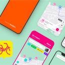 App Bike Sharing - Tembici / Bike Itaú. Un projet de Conception mobile , et UI / UX de Diogo Kpelo - 01.04.2019