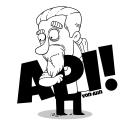 Api. Um projeto de Comic, Desenho e Ilustração de Ivan B. von Ahn - 23.03.2019