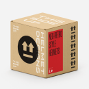 THIS SIDE UP – NEO RETRO STYLE HELMETS. A Graphic Design, Packaging, and Product Design project by ivan bügel - 10.05.2018