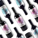 Desenlace wines. A Br, ing, Identit, and Graphic Design project by Mariel Vignoni Debandi - 01.12.2019