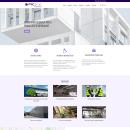 Web Mic Grup Engineering. Un proyecto de Diseño Web de Jesús Sánchez - 01.05.2018