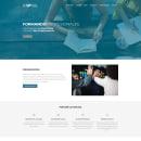 Web Escuela de Servicios Públicos. Un proyecto de Diseño Web de Jesús Sánchez - 01.05.2018