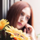 Sunflower. Um projeto de Fotografia, Fotografia de retrato, Fotografia digital e Fotografia artística de Harry Rendón Mayorga - 17.04.2019