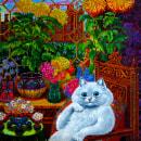 Louis Wain's Cats. Um projeto de Animação 2D de Miquel Piquín - 20.04.2019