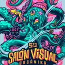 Salón Visual Bacánika . Un proyecto de Ilustración, Escenografía e Ilustración vectorial de Juan Villamil - 22.04.2019