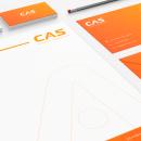Branding CAS Automotriz. Um projeto de Br, ing e Identidade, Design gráfico e Design de logotipo de Rodrigo Pizarro - 18.04.2019