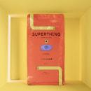 Superthing. Um projeto de Br e ing e Identidade de Futura - 23.01.2019