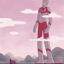 Ultraman . Um projeto de Ilustração de KIKE J. DÍAZ - 24.04.2019