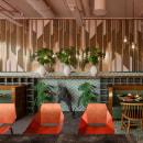 Mi Proyecto del curso: Diseño de interiores para restaurantes. Um projeto de Design de interiores de Adriana Mp - 29.04.2019