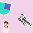 Nidu Fun Working Space. Un proyecto de Br e ing e Identidad de Mumu El Branding Love - 29.04.2019