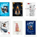 Gráficas. Un proyecto de Publicidad de Coque Orozco Borrero - 30.04.2019