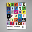 Lettering. A Illustration, Calligraph, and Lettering project by Sebastián Ruiz Díaz - 04.11.2019