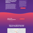 Template Adviserpro. Um projeto de Desenvolvimento Web e UI / UX de Eliana y Brian ( socios en Fika y en la vida real) - 15.05.2019
