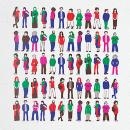 Guía fácil del Fons Català de Cooperació. Un progetto di Design, Illustrazione, Character Design, Progettazione editoriale, Cop , e writing di Yoana Rial - 15.05.2018