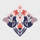 Inktober 2018. A Illustration, Painting, Drawing, Digital illustration, and Textile illustration project by Sabina Alcaraz - 05.16.2019