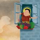 Cuentos ilustrados de las historias de los nonitos. Um projeto de Ilustração digital de dmch72 - 17.01.2019