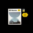 48 Heures - Brand Identity. Un proyecto de Br, ing e Identidad, Diseño y Diseño gráfico de Saúl Osuna - 17.05.2019