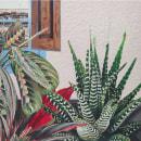 Ya no somos plantas de interior.. Um projeto de Artes plásticas, Ilustração e Pintura de Jacinta Besa González - 19.05.2019