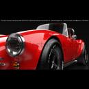 AC Shelby Cobra CGI 3D Render. Un progetto di Design, 3D, Design di automobili, Graphic Design, Design industriale, Ritocco fotografico , e Modellazione 3D di Ivan C - 30.05.2017