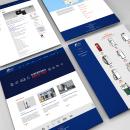 Web CETIL Dispensing Technology. Um projeto de Design industrial e Web design de Laura Núñez Guiu - 01.02.2019