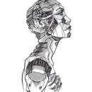SketchBook 2019 . Um projeto de Comic de Emilio Jorge Mongiovi - 27.05.2019