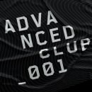 ADVANCED CLUB. A Art Direction, Graphic Design, Poster Design, and Logo Design project by Pablo Out - 05.27.2019