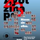 Cartel Ayotzinapa 43. Um projeto de Design de cartaz de Jesús Burrola - 10.04.2018
