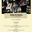 Cartel Huellas de la memoria. Um projeto de Design de cartaz de Jesús Burrola - 01.09.2017