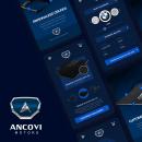 Ancovi Motors branding. Un proyecto de Br, ing e Identidad, Diseño mobile y Diseño Web de Marcus Rosanegra - 01.06.2019
