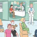 School Posters. Ediciones SM.. Un proyecto de Ilustración, Educación, Ilustración digital e Ilustración infantil de alexis aldeguer - 06.04.2019