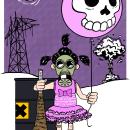 Toxic. Um projeto de Desenho e Ilustração digital de Javi Sánchez - 09.06.2019