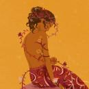 Sirenas. Un proyecto de Ilustración, Diseño de personajes, Ilustración digital e Ilustración infantil de Paula Zamudio - 10.06.2019
