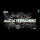 Reel 2019. Um projeto de Ilustração, Motion Graphics, Animação, Animação 2D e Animação 3D de Alicia Fernández Sánchez - 12.05.2019