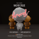 SHOWREEL Nacho Cruje 2019 3D Generalist. A Motion Graphics, Film, Video, TV, 3D, Animation, Art Direction, Character animation, 3D Animation, 3d modeling, Concept Art, and 3D Character Design project by Nacho Cruje Design - 06.16.2019