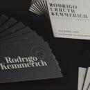 Rodrigo Kemmerich — Branding. Um projeto de Direção de arte, Br, ing e Identidade, Design gráfico e Design de logotipo de Gustavo Bouyrié - 18.06.2019