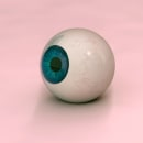 The Umbrella Academy Eye. A 3D, and 3d modeling project by Mar Paz - 06.21.2019
