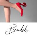 Bendek Shoes Brand. Un proyecto de Br, ing e Identidad, Diseño gráfico y Diseño de logotipos de lashmit Alcalá - 24.06.2019