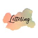 Lettering (1). Un proyecto de Lettering de Melissa Galván - 03.06.2019